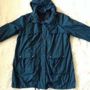 Woman Within utility jacket, plus size medium